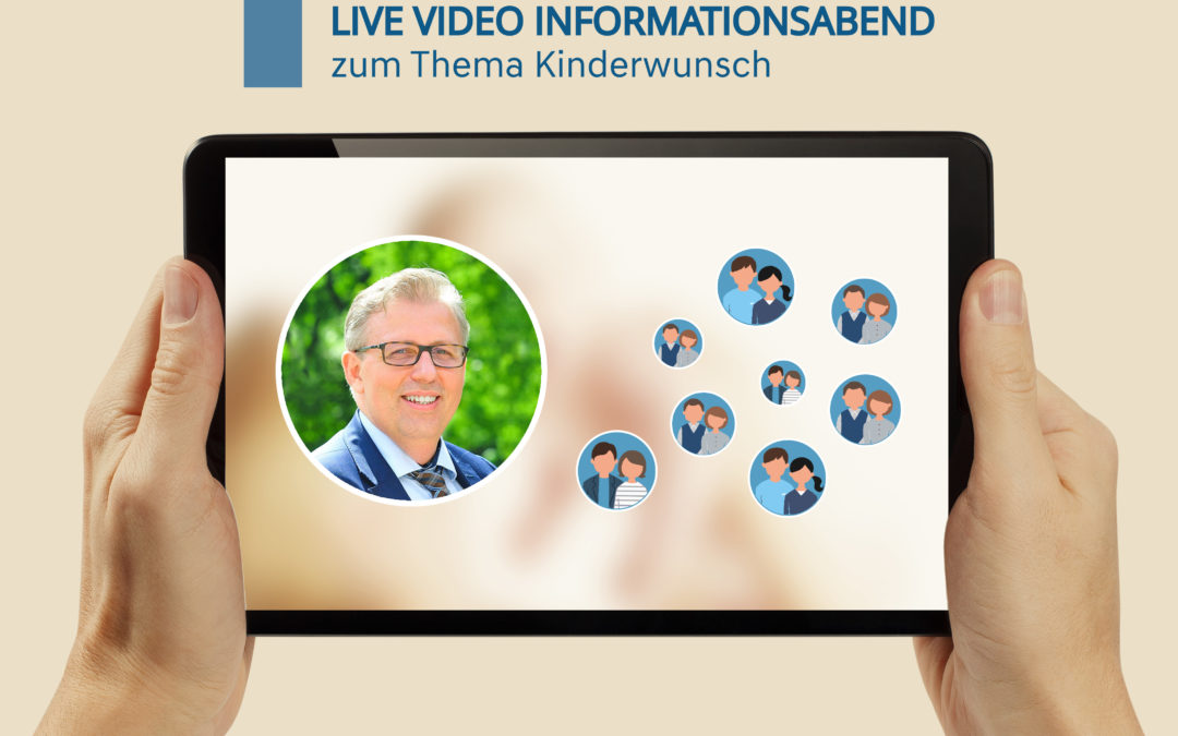 Live-Video-Infoabend