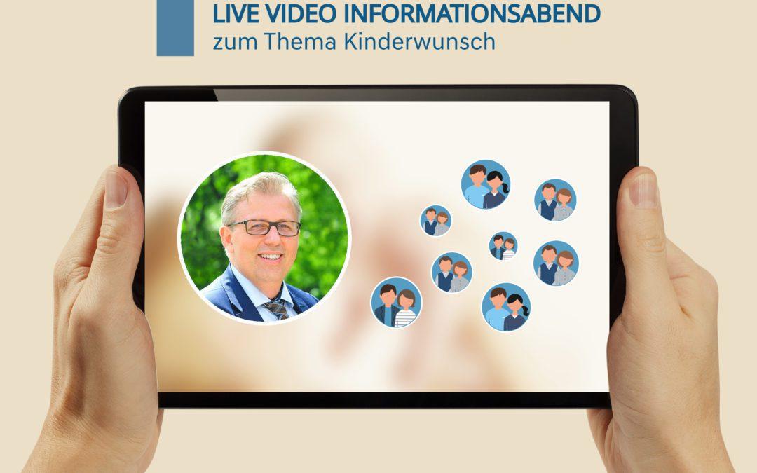 Live-Video-Infoabend