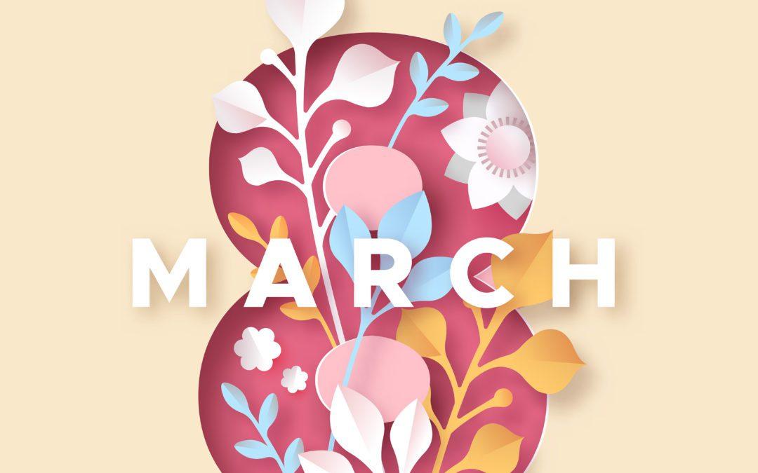8 März