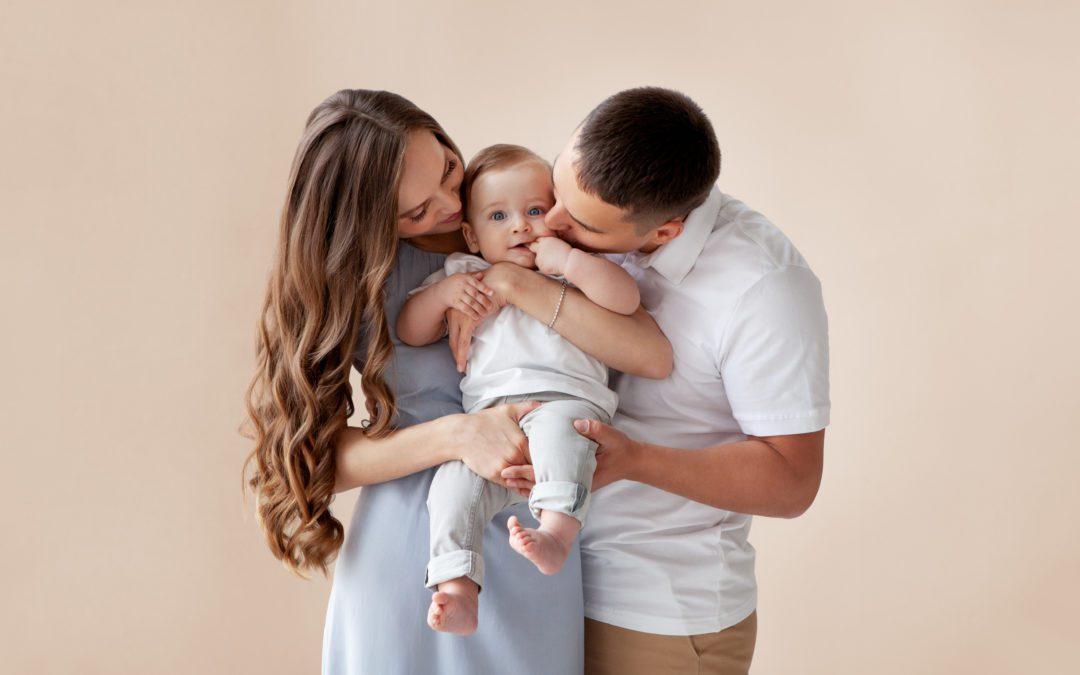 Paare zu Eltern